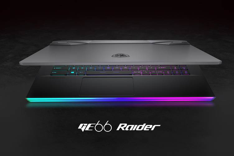 GE66 Raider 2 MSI Shows Off Flagship Laptops & Innovations At CES 2020