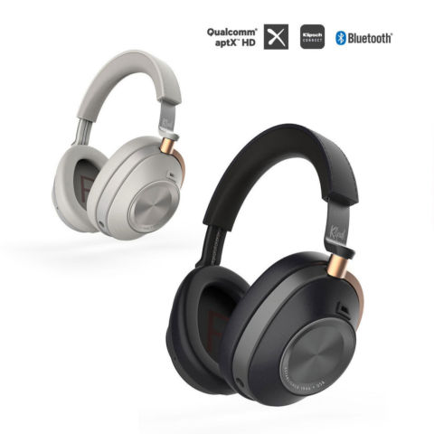 OverEar ANC 2Color Square CES 2020: Klipsch Unveil Five New Headphones