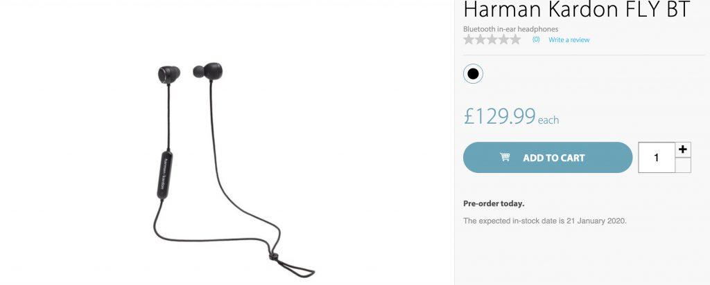 Screen Shot 2020 01 07 at 1.07.35 pm CES 2020: Harman Kardon Releases Cordless, Bluetooth Headphones