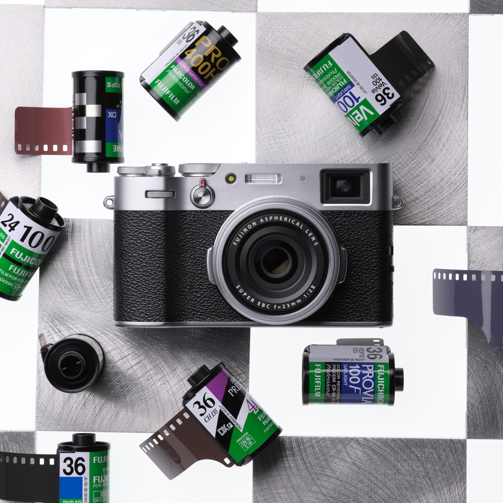 x100v overview i Fujifilm X100V Mirrorless Camera: A Blend Of Form & Function
