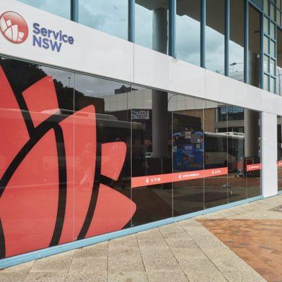 Service NSW centre