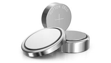 button batteries ACCC