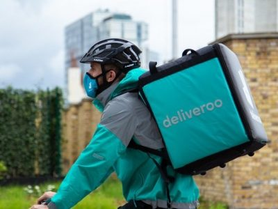 Deliveroo has introduced contact-free delivery to combat the coronavirus.