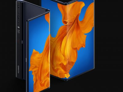 huawei mate xs foldable phone