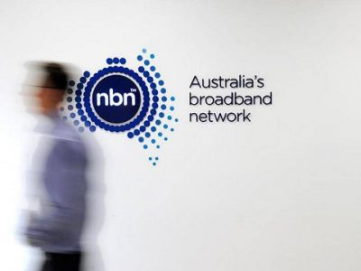 nbn logo and person