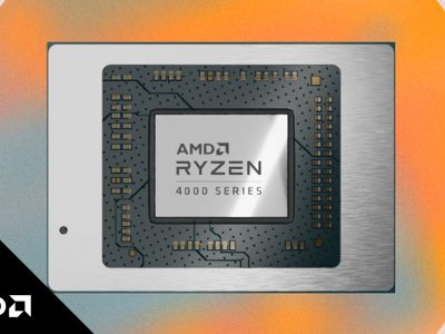 ryzen 4000 amd chip