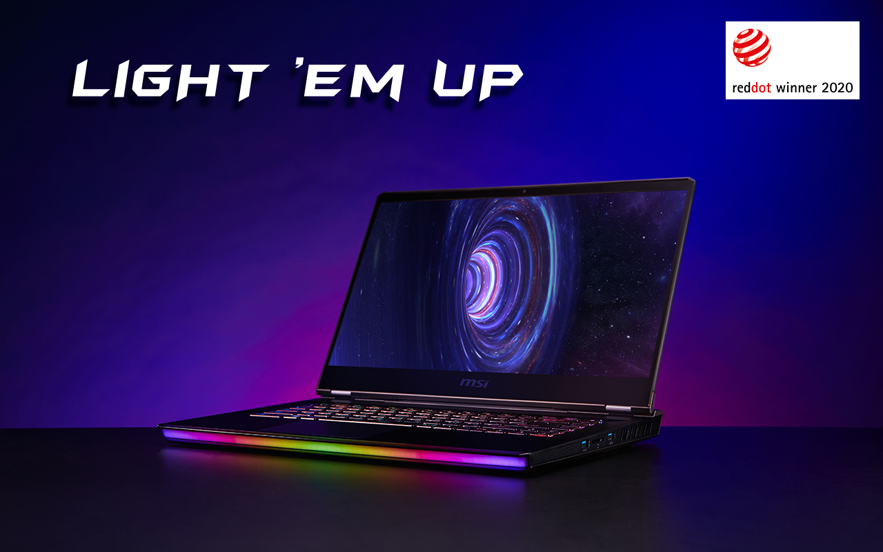 GE66 Raider MSI's Latest Laptops With 10th Gen Intel Core i9 Processors Land In Oz Tomorrow