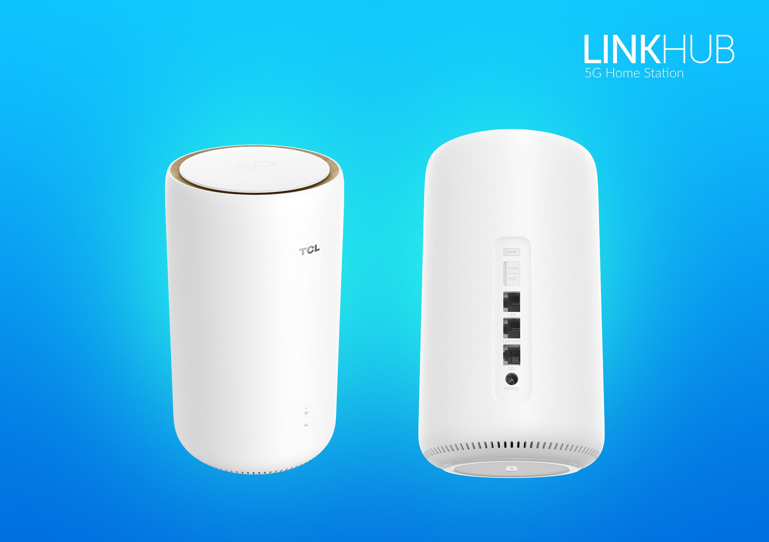 %name Need Faster Internet? TCL Unveils Its New 5G LINKHUB Router