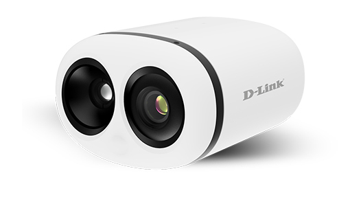 DCS P200T D Link D Link Launches AI Powered Body Temp Measuring System With Thermal Camera