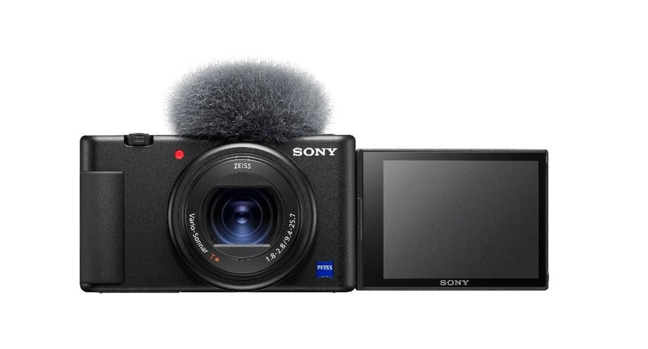 Sony ZV 1 product Sony Launches ZV 1 Digital Camera Made For Video Content Creators