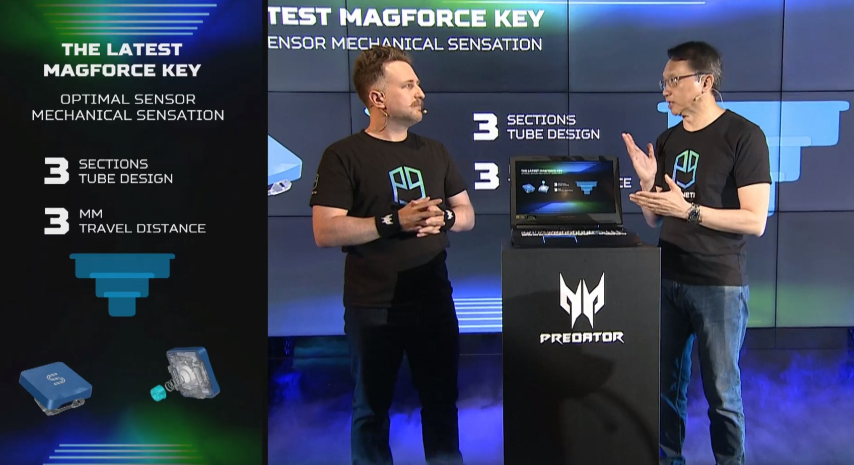 2020 Acer Gaming launch 4 New Acer Mean Machine Gaming Machines Coming Including Lightweight Model