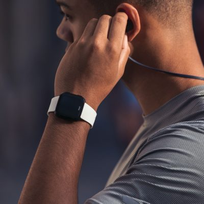 Fitbit Versa smartwatch fitness tracker wearables