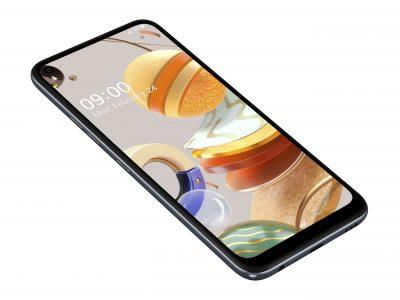 LG K Series smartphone 2020