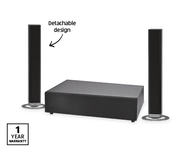 Aldi detachable soundbars Aldi's Entertainer Special Buys: $699 4K TV & More