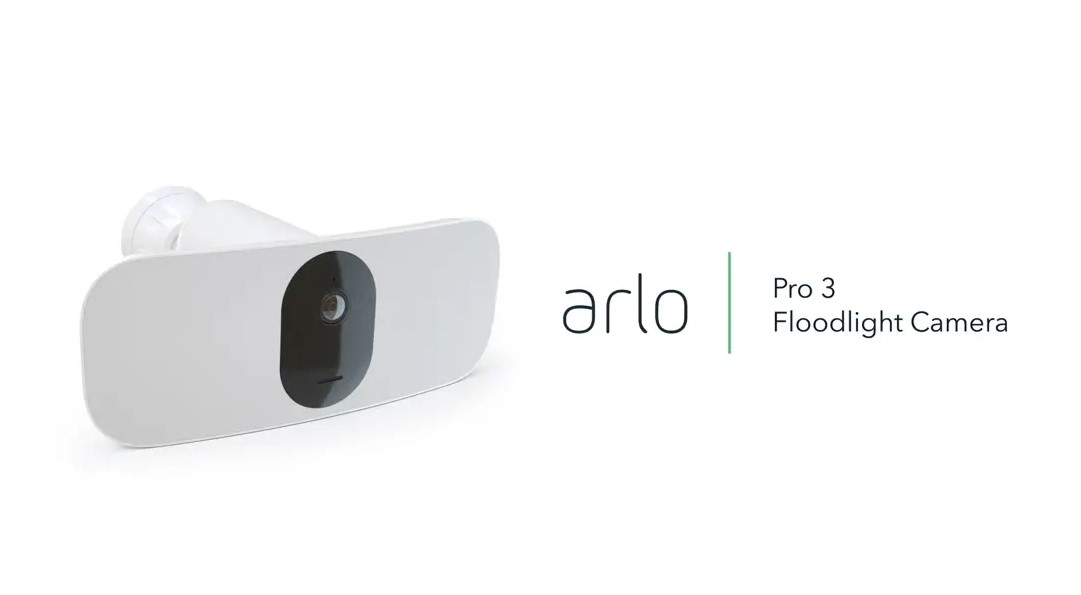 Arlo Floodlight Camera 2 REVIEW: Big Wide Arlo Floodlight With Security Camera Built In