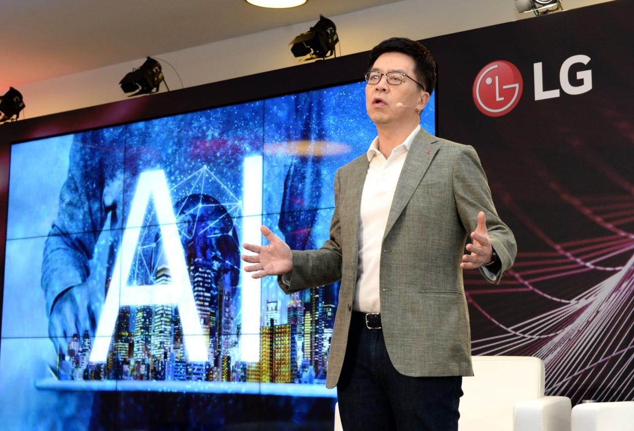 Park LG Electronics LG Add Alexa To Their OLED & NanoCell TVs