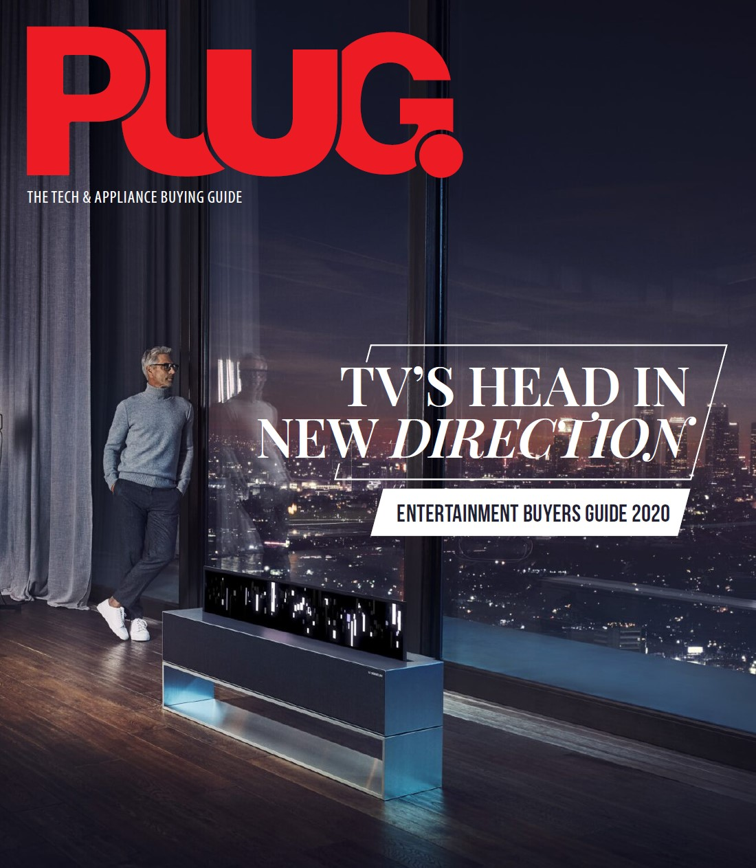 Plug TV Buyers Guide 2020  2020 TV & Home Entertainment Buyers Guide Exposed To Over 35 Million