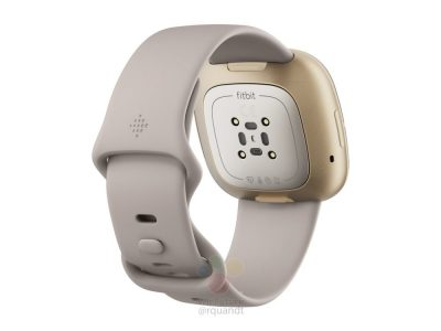 fitbit sense wf 7 400x300 No More Buttons On Next Gen Fitbit Smartwatches: Leaks
