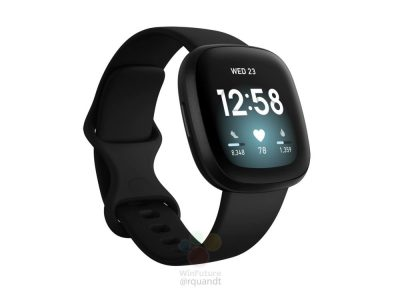 fitbit versa3 wf 1 400x300 No More Buttons On Next Gen Fitbit Smartwatches: Leaks