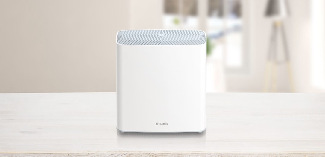 D Link W6 Router  CES 2021: D Link Turns Older Notebooks Into Wi Fi 6 Speed Powerhouses With Added Security