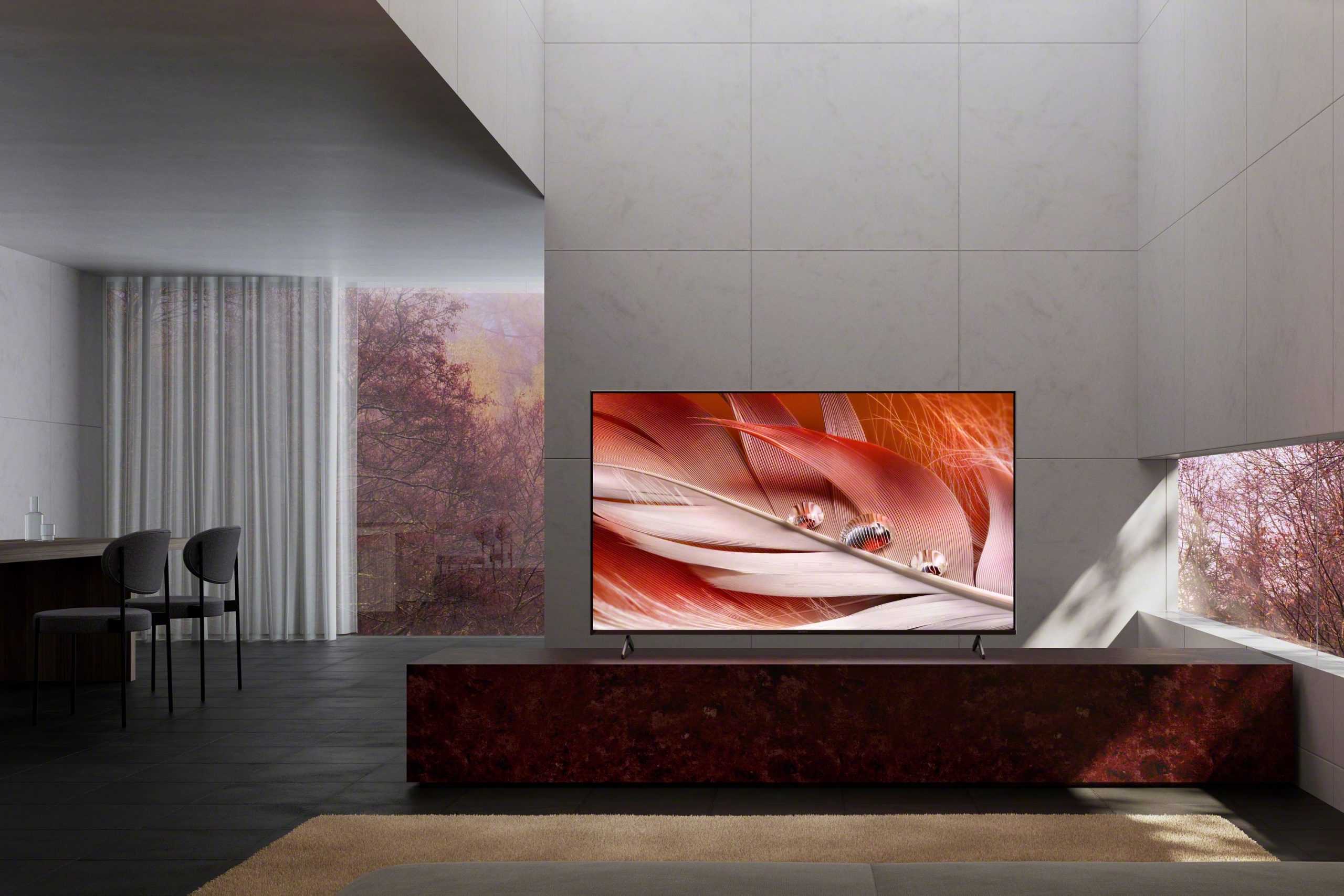 %name Sony Delivers Big New TV Engine, First Google TV & 8K Content Streaming