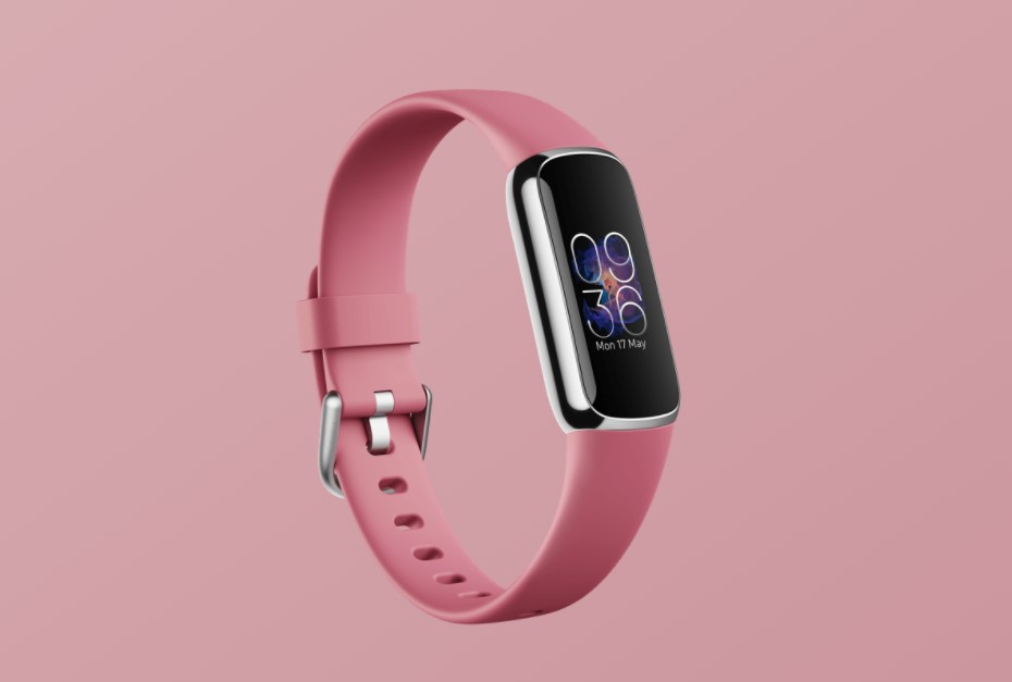 Fitbit Luxe pink Fitbit, But Make It Fashion