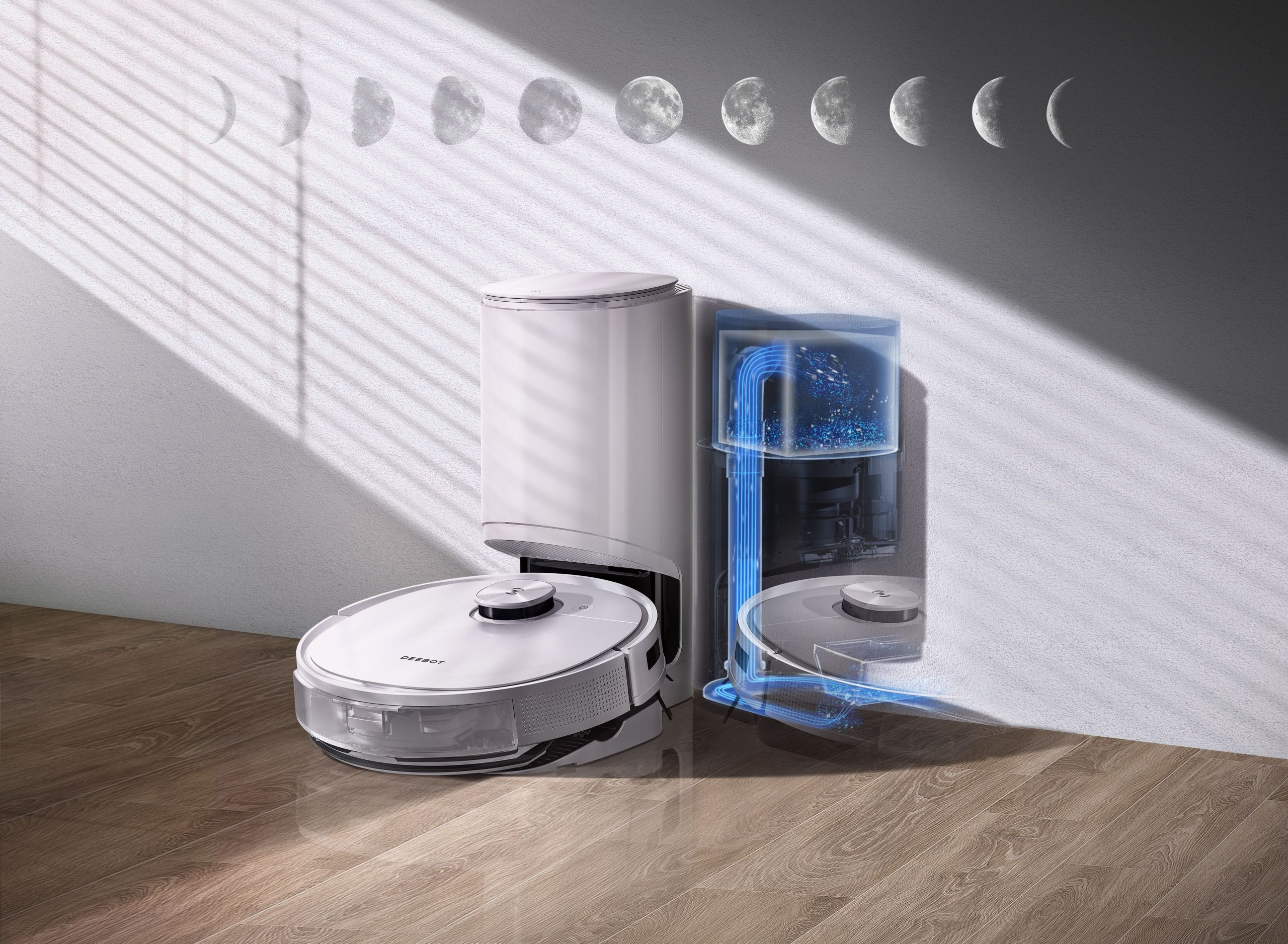 %name Ecovacs New Robot Has A Sweet Smelling Feature
